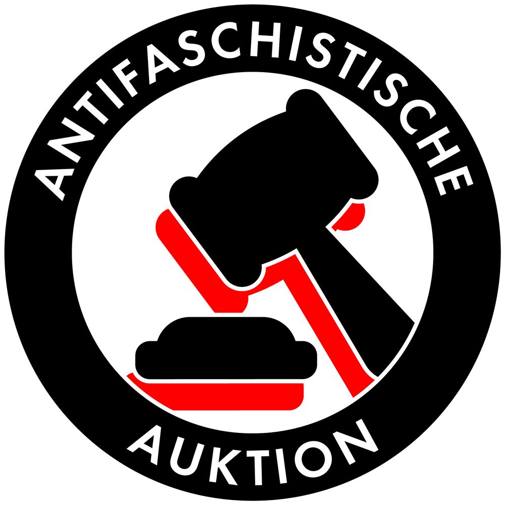 Antifaschistische Auktion Logo